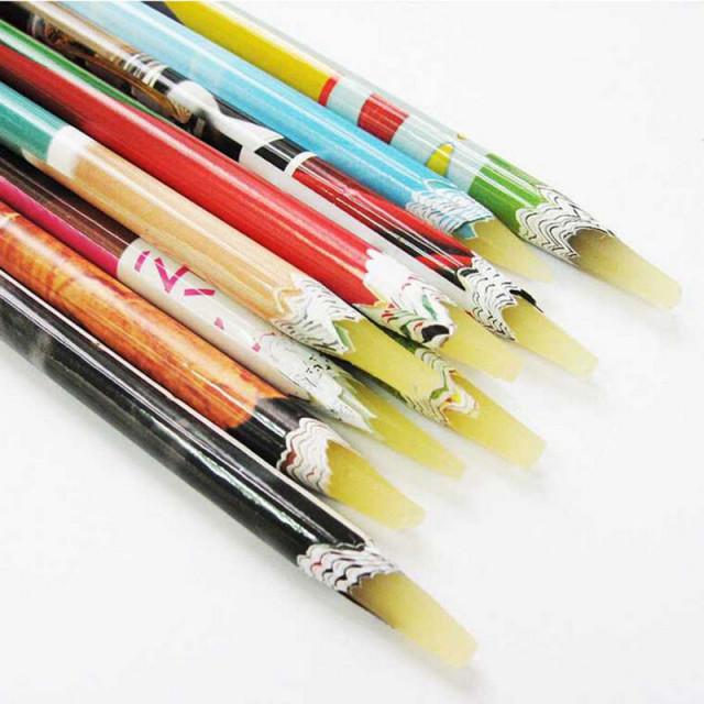 Lápis de cera 23cm