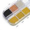 Caviar para unhas - Muitas opções aqui