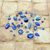 Pedrarias azul bic