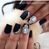 Monte as suas joias de unhas!