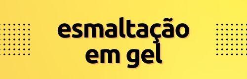 Mini banner amarelo