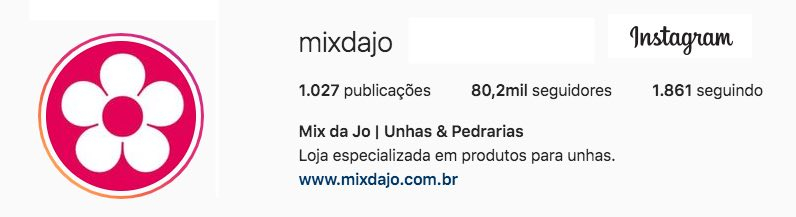 Mix da JO Instagram